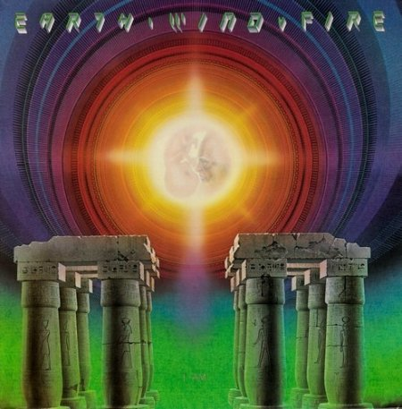 Earth, Wind & Fire - I Am (1979) LP