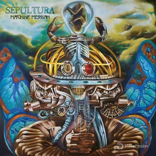 Sepultura - Machine Messiah (2017) (Limited Edition)