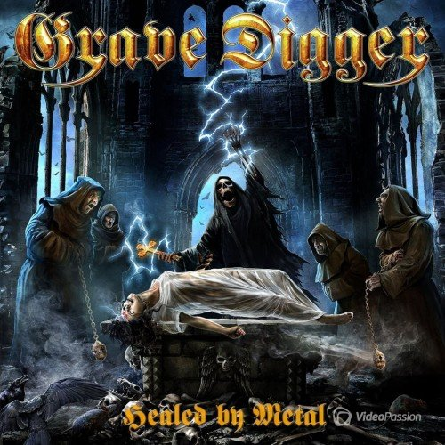 Grave Digger - Healed By Metal (Deluxe Edition) (2017)