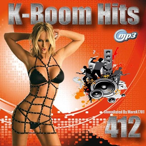 VA-K-Boom Hits Vol. 412 (2017)