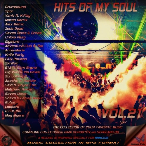 VA-Hits of My Soul Vol. 21 (2017)