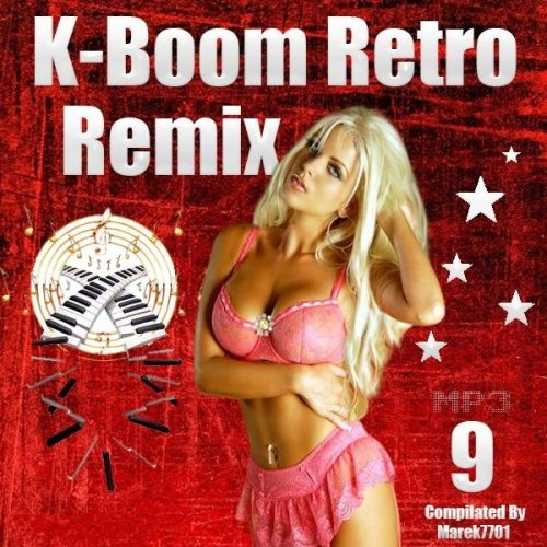 VA-K-Boom Retro Remix 9 (2017)