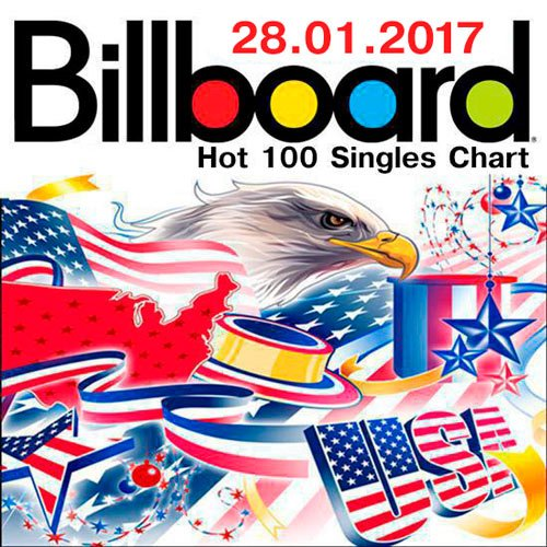VA-Billboard Hot 100 Singles Chart 28.01.2017 (2017)