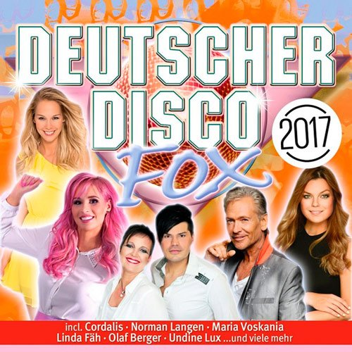 VA-Deutscher Disco Fox 2017 (2017)