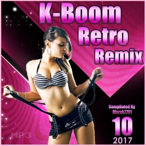 VA-K-Boom Retro Remix 10 (2017)