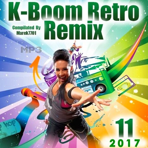 VA-K-Boom Retro Remix 11 (2017)