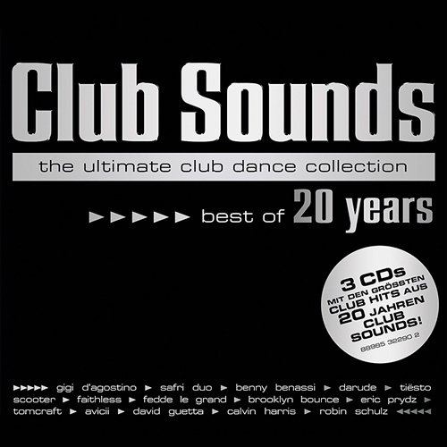 VA-Club Sounds - Best of 20 Years (2017)