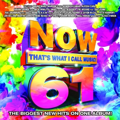 VA-NOW That's What I Call Music! 61 (2017) FLAC
