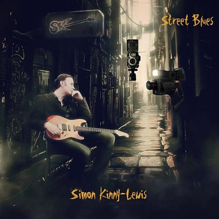 Simon Kinny-Lewis - Street Blues (2016)