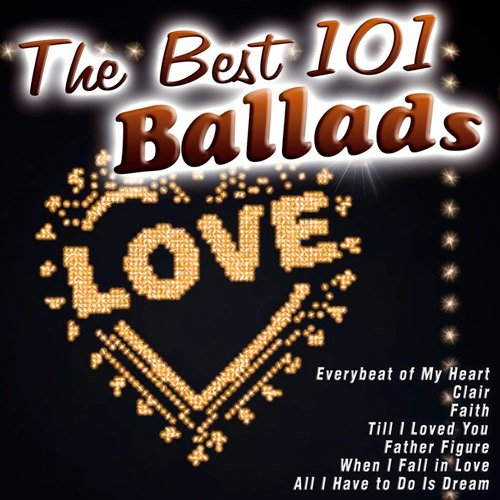 VA-The Best 101 Love Ballads (2017)