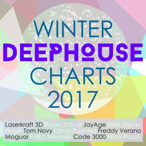 VA - Winter Deep House Charts (2017)