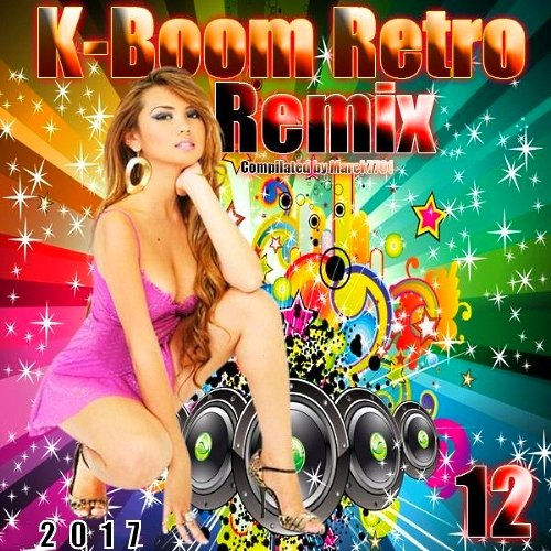 VA-K-Boom Retro Remix 12 (2017)