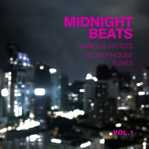 VA - Midnight Beats: 25 Deep-House Tunes Vol.1 (2017)