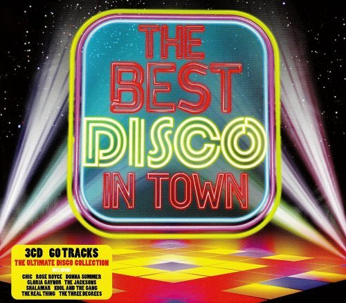 VA-The Best Disco In Town (2007)