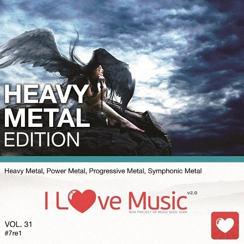 I Love Music! - Heavy Metal Edition Vol.31 (2017)