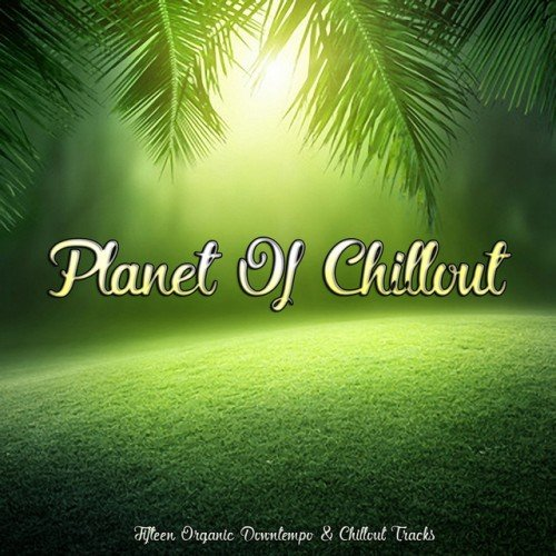 VA - Planet of Chillout: Fifteen Organic Downtempo and Chillout Tracks (2017)