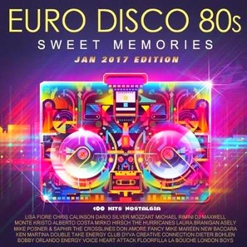 VA-Sweet Memories: Euro Disco 80s (2017)