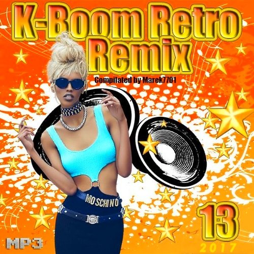 VA-K-Boom Retro Remix 13 (2017)