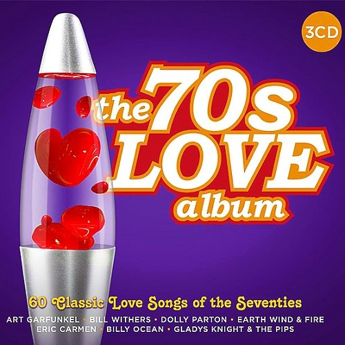 VA-The 70s Love Album (2017)