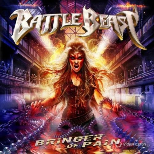 Battle Beast - Bringer of Pain (Limited Edition) (2017)