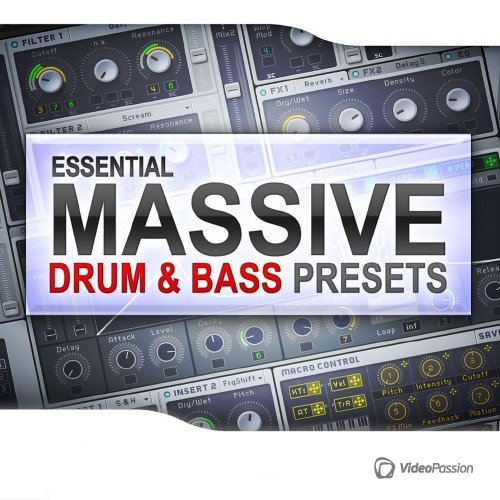 Massive Drum and Bass, Vol. 36 (2017)