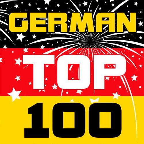 VA-German Top 100 Single Charts 17.02.2017 (2017)