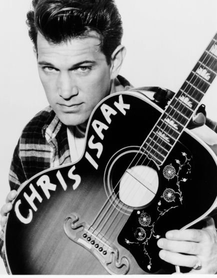 Chris Isaak - Discography