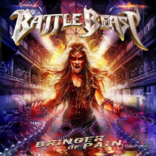 Battle Beast - Bringer Of Pain (2017) [Japanese Edition]