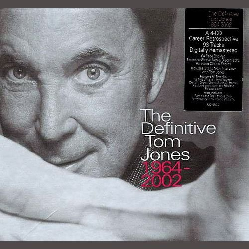 Tom Jones - The Definitive Tom Jones 1964-2002 [4CD Box Set] (2003)