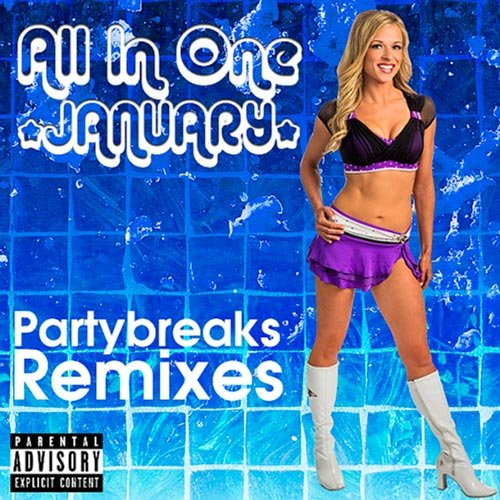 VA-Partybreaks and Remixes - All In One January 002 (2017)