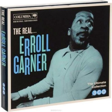 Erroll Garner - Real…Erroll Garner (3 CD Box-Set) (2016)