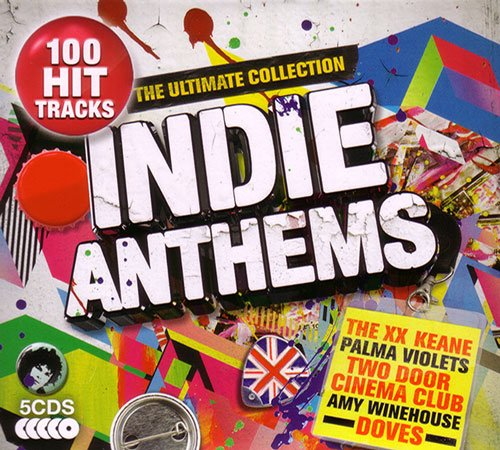 VA-Indie Anthems - The Ultimate Collection (2017)