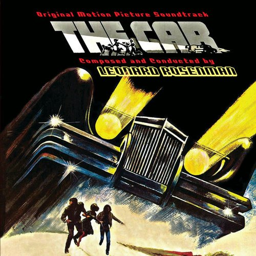 Leonard Rosenman - The Car [Soundtrack, Limited Collector's Edition] (2015)