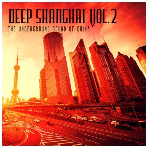 VA - Deep Shanghai Vol.2: The Underground Sound of China (2017)