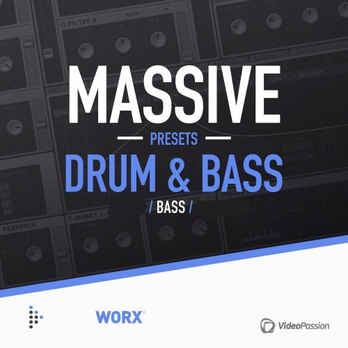 VA - Massive Drum and Bass, Vol. 37 (2017)