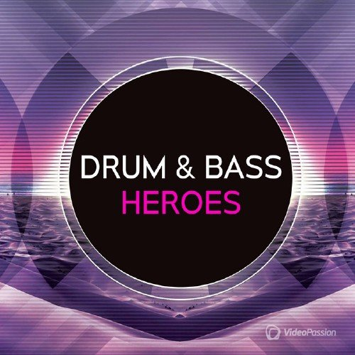 VA - Drum and Bass Heroes Vol. 35 (2017)