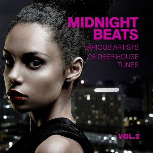 VA - Midnight Beats: 25 Deep-House Tunes Vol.2 (2017)