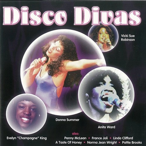 Divas Of The Disco (2017)