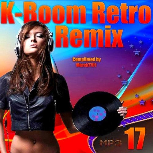 VA-K-Boom Retro Remix 16, 17 (2017)