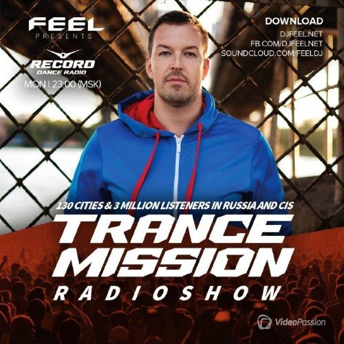 DJ Feel - TranceMission (27-02-2017)