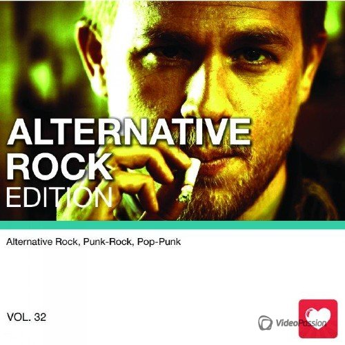 VA - I Love Music! - Alternative Rock Edition Vol.32 (2017)