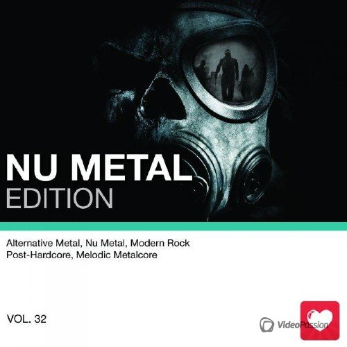 VA - I Love Music! - Nu Metal Edition Vol.32 (2017)