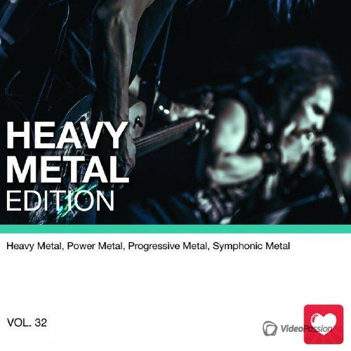 VA - I Love Music! - Heavy Metal Edition Vol.32 (2017)