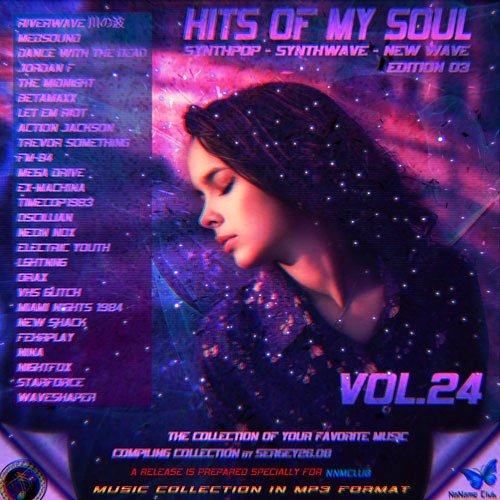 VA-Hits Of My Soul Vol. 24 (2017)