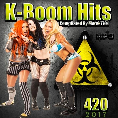 VA-K-Boom Hits Vol. 420 (2017)
