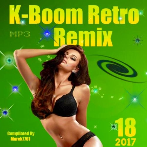 VA-K-Boom Retro Remix 18 (2017)