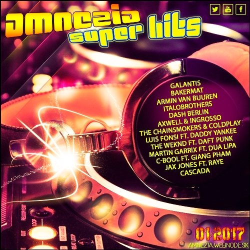 VA-Amnezia Super Hits 01-2017 (2017)