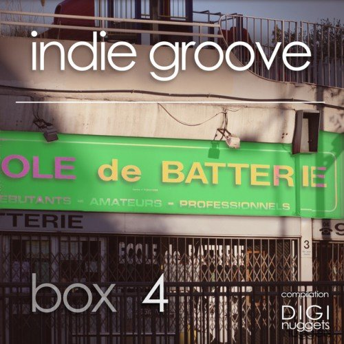 VA - Indie Groove Box Vol.4 (2017)