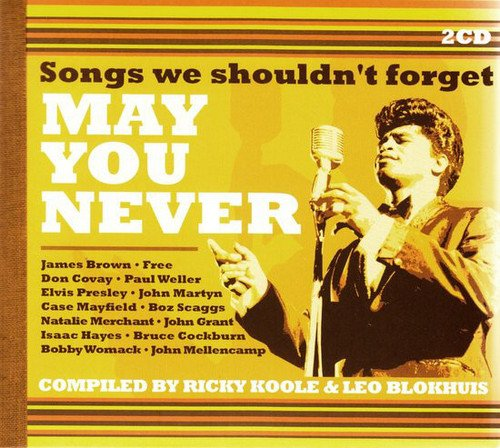VA - Songs We Shouldn't Forget - May You Never [2CD] (2015)