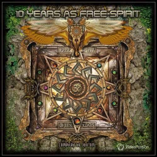 VA - Ten Years As Free Spirit (2017)